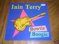IAIN TERRY / BOWTIE BOOGIE ~ ROCKABILLY HOLLAND ~ NR MINT