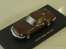 Spark S1399 - TRIUMPH Spitfire 1500 1975 Brown With Hard Top  1/43