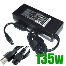 130W Battery Charger AC Adapter Power for HP Pavilion ZD8000 ZD8430CA oval tip