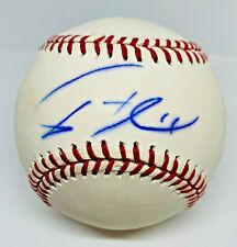 Chicago Cubs Yu Darvish Signed Baseball Autographed MLB and Fanatics Hologram