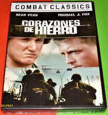 CORAZONES DE HIERRO / CASUALTIES OF WAR -DVD R2- Precintada