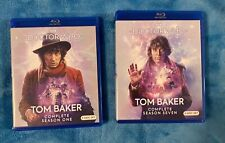Doctor Who Tom Baker Blu Ray Seasons 1 & 7