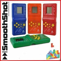 NEW KIDS GAMES LCD BRICK GAME SNAKE 999-IN-1 HANDHELD ARCADE CLASSIC GAMES