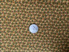 VIP CRANSTON COUNTRY FLORAL FABRIC QUILTING SEWING 2 YARDS