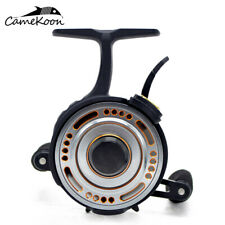 CAMEKOON FL501L Inline Ice Fishing Reel Freefall 2.5:1 LH Retrieve Anti Reverse