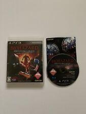 Biohazard: operación Raccoon City-Versión Japonesa-PlayStation 3 PS3
