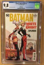BATMAN: WHITE KNIGHT # 3 CGC 9.8 VARIANT COVER. 1ST NEO-JOKER!