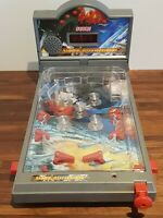 SPACE ADVENTURE PINBALL Electronic Game Works Great Counter Lights & Sounds