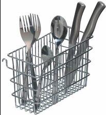Kitchen Craft Hook Over Cutlery Draining Basket