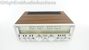 Sansui G-8000 Pure Power DC Stereo Receiver - 120 Watts/CH - Vintage Classic