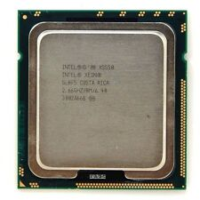 Intel Xeon X5550 SLBF5 CPU / 2,66 GHz / LGA1366 / CACHE L3 8 MB QUAD CORE
