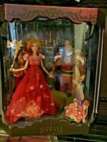 NEW 2019 Disney D23 Expo Midnight Masquerade Designer Doll Giselle And Edward LE