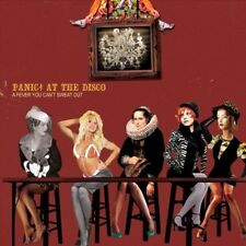 PANIC AT THE DISCO - A FEVER YOU CAN'T SWEAT OUT CD