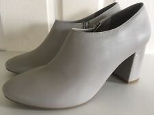 BNWT M&S Insolia £35 grey shoe boots / ankle boots UK 8 Eur 42