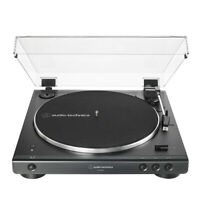 AudioTechnica AT-LP60XBT Fully Automatic Belt-Drive Stereo Turntable