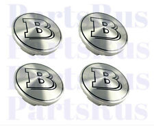Genuine Smart Fortwo Center Cap Brabus Hub Cap 0004010525 Set Of 4