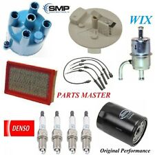 Tune Up Kit Filters Cap Spark Plugs Wire For CHRYSLER LEBARON L4: 2.2L 1982