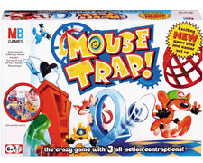 MB Mousetrap Modern Board & Traditional Games