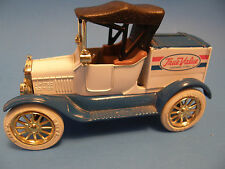 "DIE CAST REPLICA OF A 1918 FORD MODEL ""T"" RUNABOUT  TRUE VALUE HARDWARE STORES"