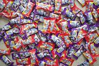 Korean Chewy Candy, CROWN MYCHEW 4g x 20~400packs (Strawberry, Grape Mixed)