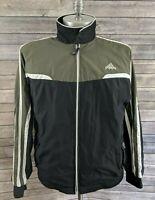 adidas Golf Mens Jacket Windbreaker Full Zip Size XL
