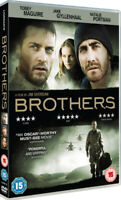 Brothers DVD (2010) Natalie Portman, Sheridan (DIR) cert 15 ***NEW***