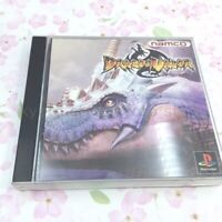USED PS1 PS PlayStation 1 Dragon Valor 10635 JAPAN IMPORT