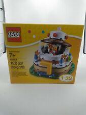 LEGO Iconic Birthday Table Decoration 40153 Cake