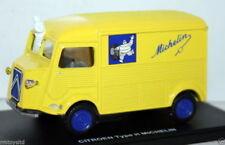 Modellini statici di auto , furgoni e camion Atlas citroën , Scala 1:43