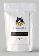 Tanuki Matcha Japanese Organic Certified Ceremonial JAS Premium Fresh Green Tea