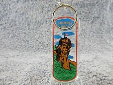 CHIMNEY ROCK PARK NC Souvenir Key Chain  ***VERY NICE*** GREAT SMOKEY MOUNTAINS