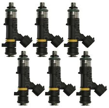 NEW Set of 6 Standard Fuel Injectors for FX35 G35 M35 350Z Murano 3.5L V6