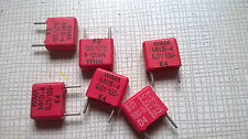 20 condensateurs Polyester Métallisé Wima MKS4 10nF 100V 10% pas de 7,62