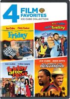Ice Cube - 4 Film Favorites: Ice Cube Collection [New DVD]