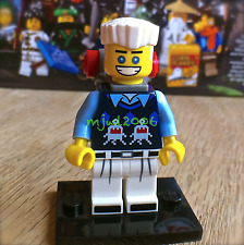 71019 LEGO NINJAGO MOVIE Minifigures Zane (Hiking Sweater) #10 FACTORY-SEALED