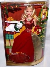 NEW-2008 SPECIAL HOLIDAY BARBIE DOLL-A CHRISTMAS CAROL-EDEN STARLING +CHUZZLEWIT