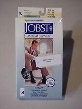 Jobst Medical Legwear Compression 15-20 mmHg Navy Small Knee 115004