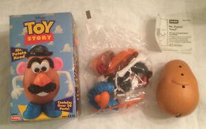 Vintage 1995 Mr. Potato Head Disney's Toy Story Playskool 2260 Hasbro Sealed