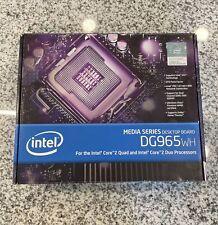 Intel Media Series Desktop Board #DG965WH Brand New Motherboard Processor