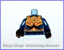 Lego Oberkörper Rüstung Gold - Mann Krieger - Minifig Armor Torso - NEU / NEW