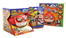 Goliath Gobsmax Big Mouth Bonus Pack inkl. 3 Gobsmax Sammelfiguren Spielfiguren