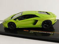 Lamborghini Aventador Lp700-4 2012 1/43 Ixo Moc155 LP 700-4 Verde Metálico