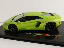 Lamborghini Aventador LP700-4 2012 1/43 IXO moc155 LP 700-4 Green Metallic