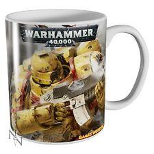 Imperial Fists MUG / CUP Games Workshop Gift - Coffee Tea 40K