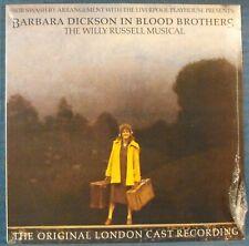 Barbara Dickson in Blood Brothers, SEALED UK Vinyl LP, Legacy LLM 3007, uncut
