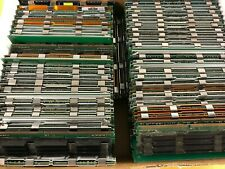 10 lbs scrap metal computer/server memory for gold and precious metals recovery