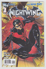 Nightwing #1 & 2 Set 1st Prints DC New 52 Batman Dick Grayson Higgins Barrows