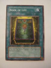 Yu-Gi-Oh Book Of Life SD2-EN021 Spell Card, Very Good (011-59)