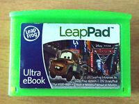 Leapfrog  LeapPad 1 2 3 Ultra Platinum - Cars 2 - Ultra Book - Game
