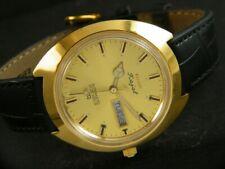 VINTAGE HMT Kajal automatico INDIAN MEN'S DAY/DATE GP Watch 413h-a207900-1